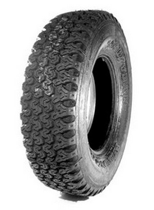 Tire Recappers - P235/0R16 Retread All Star A/T
