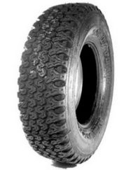 Tire Recappers - P235/75R15 Retread All Star A/T