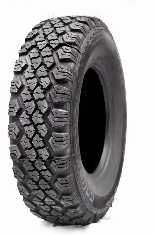 Tire Recappers - P235/75R15 Retread All Star M/S 2